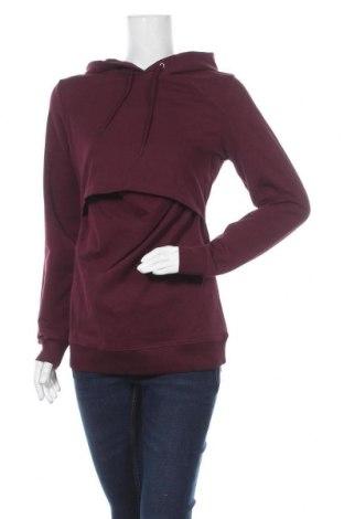 Γυναικείο φούτερ Anna Field, Μέγεθος M, Χρώμα Κόκκινο, 95% βαμβάκι, 5% ελαστάνη, Τιμή 18,56€