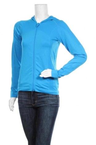 Γυναικείο φούτερ Crane, Μέγεθος M, Χρώμα Μπλέ, 92% πολυαμίδη, 8% ελαστάνη, Τιμή 11,11€