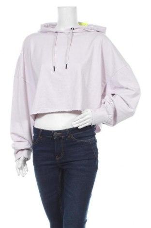 Γυναικείο φούτερ Even&Odd, Μέγεθος L, Χρώμα Βιολετί, 60% βαμβάκι, 40% πολυεστέρας, Τιμή 18,76€