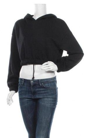 Γυναικείο φούτερ Even&Odd, Μέγεθος S, Χρώμα Μαύρο, 60% βαμβάκι, 40% πολυεστέρας, Τιμή 18,95€