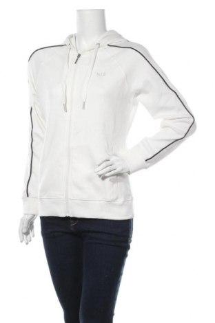 Дамски суичър H.i.s, Размер S, Цвят Бял, 60% памук, 40% полиестер, Цена 36,40лв.