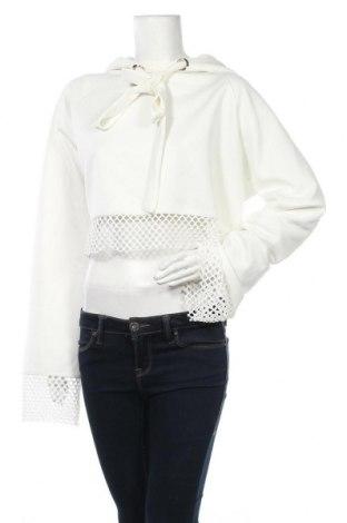 Γυναικείο φούτερ Missguided, Μέγεθος M, Χρώμα Λευκό, 95% πολυεστέρας, 5% ελαστάνη, Τιμή 14,29€