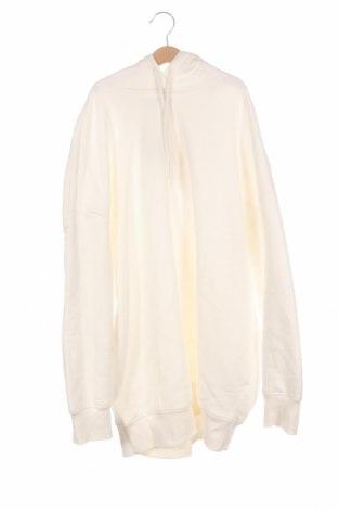 Γυναικείο φούτερ Monki, Μέγεθος XS, Χρώμα Λευκό, Βαμβάκι, Τιμή 20,10€