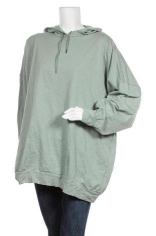 Γυναικείο φούτερ Noisy May, Μέγεθος XL, Χρώμα Πράσινο, Βαμβάκι, Τιμή 17,78€