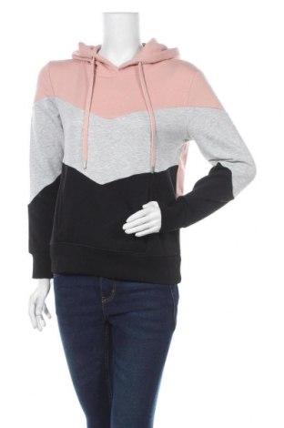 Дамски суичър ONLY, Размер S, Цвят Розов, 52% полиестер, 48% памук, Цена 44,25лв.