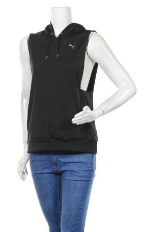 Γυναικείο φούτερ PUMA, Μέγεθος S, Χρώμα Μαύρο, Τιμή 22,08€