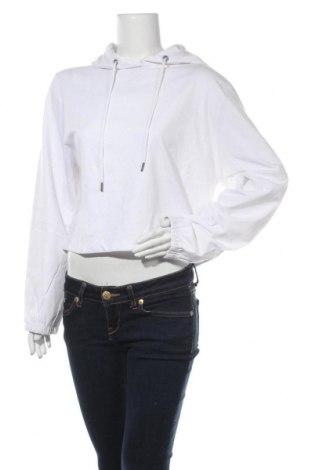 Γυναικείο φούτερ Urban Classics, Μέγεθος L, Χρώμα Λευκό, 63% πολυεστέρας, 34% βισκόζη, 3% ελαστάνη, Τιμή 21,65€