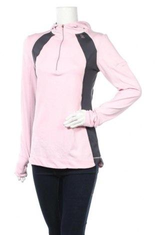 Γυναικείο φούτερ TCM, Μέγεθος M, Χρώμα Ρόζ , Πολυεστέρας, Τιμή 16,89€