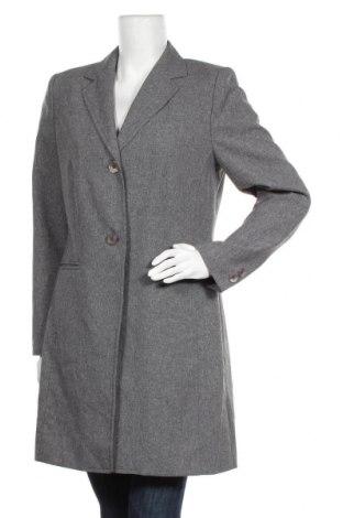 Γυναικείο παλτό, Μέγεθος L, Χρώμα Γκρί, Πολυεστέρας, Τιμή 26,53€