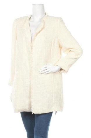 Dámský kabát  Hampton Republic, Velikost XL, Barva Krémová, Polyester, Cena  542,00Kč