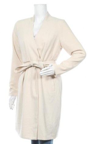Dámský kabát  Happy Holly, Velikost S, Barva Béžová, 96% polyester, 4% elastan, Cena  686,00Kč