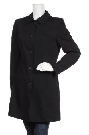 Dámský kabát  Melrose, Velikost L, Barva Černá, 61% viskóza, 39% polyester, Cena  652,00Kč