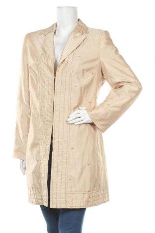 Dámský kabát  More & More, Velikost XL, Barva Béžová, 54% polyamide, 46% polyester, Cena  530,00Kč