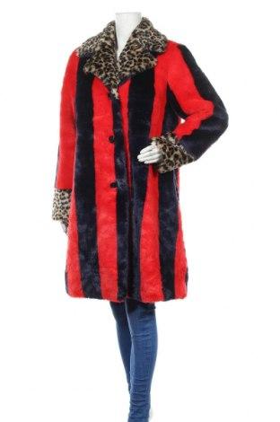 Дамско палто Resume, Размер M, Цвят Многоцветен, 100% акрил, Цена 102,86лв.