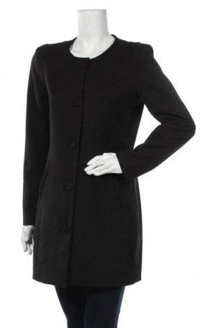 Dámský kabát  Soaked In Luxury, Velikost S, Barva Černá, 72% polyester, 26% viskóza, 2% elastan, Cena  829,00Kč