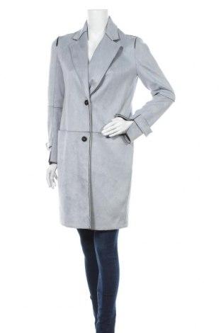 Dámský kabát  Zara, Velikost S, Barva Modrá, Polyester, Cena  1242,00Kč