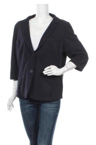 Дамско сако Betty & Co, Размер XL, Цвят Син, 95% полиестер, 5% еластан, Цена 15,02лв.