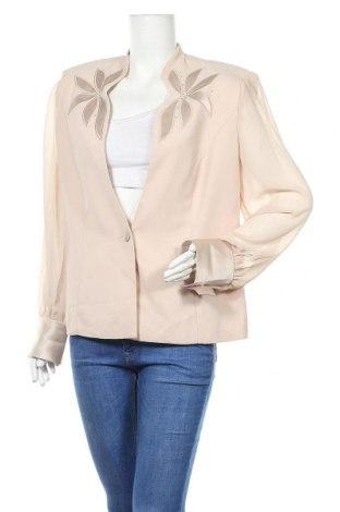 Дамско сако Liz Jordan, Размер XL, Цвят Розов, Полиестер, Цена 18,38лв.
