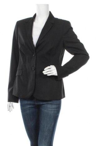 Γυναικείο σακάκι Mexx, Μέγεθος L, Χρώμα Μαύρο, 64% πολυεστέρας, 34% βισκόζη, 2% ελαστάνη, Τιμή 13,25€