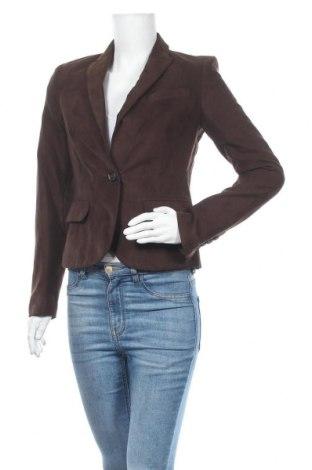 Γυναικείο σακάκι Mexx, Μέγεθος S, Χρώμα Καφέ, Πολυεστέρας, Τιμή 14,62€