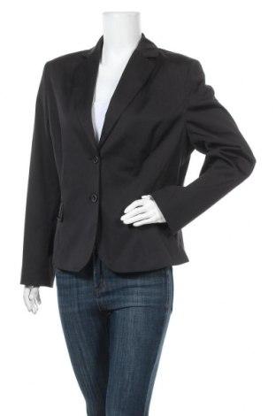 Дамско сако Nienhaus, Размер XL, Цвят Черен, 51% памук, 46% полиестер, 3% еластан, Цена 24,99лв.