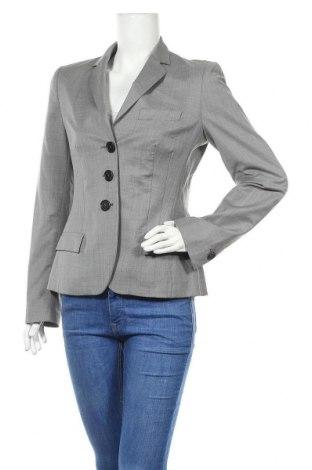 Дамско сако Rene Lezard, Размер M, Цвят Сив, 94% вълна, 6% еластан, Цена 37,80лв.