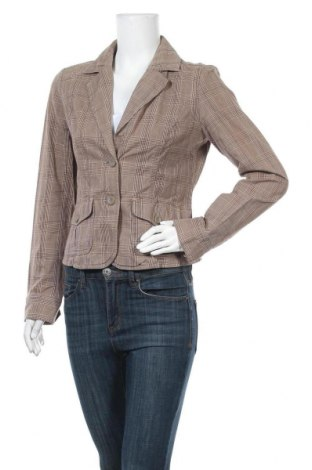 Дамско сако Smart Set, Размер M, Цвят Бежов, Памук, Цена 13,86лв.