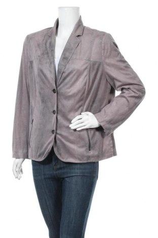 Дамско сако Sommermann, Размер XL, Цвят Лилав, Полиестер, Цена 4,73лв.