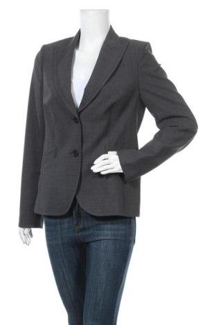 Дамско сако St.Emile, Размер L, Цвят Сив, Вълна, Цена 44,10лв.