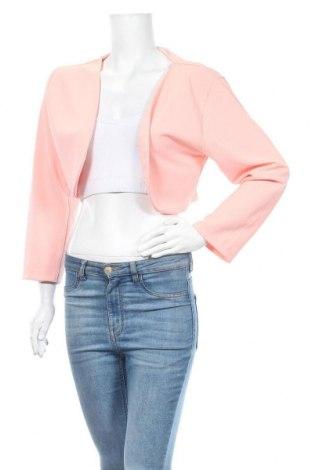 Dámské sako  Styleboom, Velikost XL, Barva Růžová, 85% polyester, 5% elastan, Cena  364,00Kč