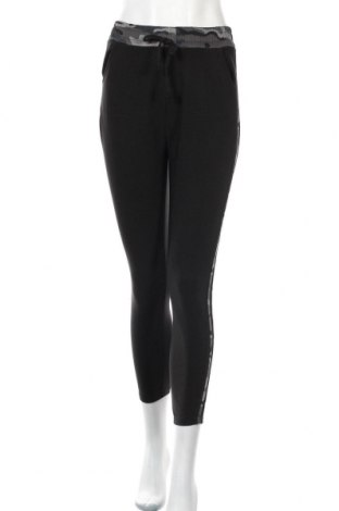 Γυναικείο αθλητικό παντελόνι, Μέγεθος S, Χρώμα Μαύρο, 85% πολυεστέρας, 15% ελαστάνη, Τιμή 13,64€