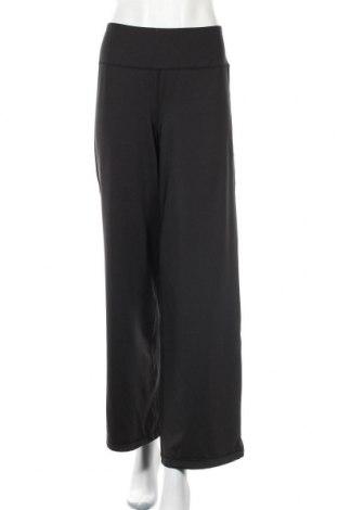 Γυναικείο αθλητικό παντελόνι Active By Tchibo, Μέγεθος L, Χρώμα Μαύρο, 80% πολυεστέρας, 20% ελαστάνη, Τιμή 13,64€