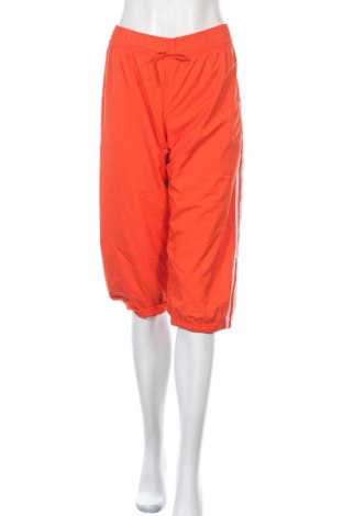 Γυναικείο αθλητικό παντελόνι Adidas, Μέγεθος M, Χρώμα Πορτοκαλί, Πολυεστέρας, Τιμή 12,47€