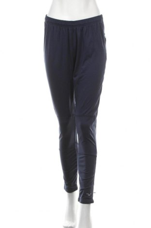 Γυναικείο αθλητικό παντελόνι Crane, Μέγεθος XL, Χρώμα Μπλέ, Τιμή 11,04€