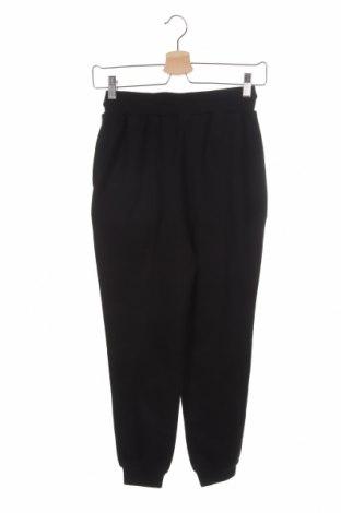 Дамско спортно долнище Even&Odd, Размер XS, Цвят Черен, 60% памук, 40% полиестер, Цена 18,40лв.
