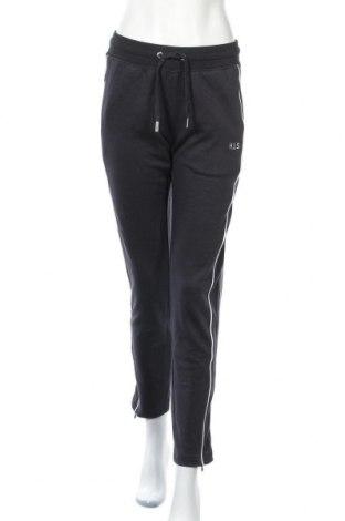 Γυναικείο αθλητικό παντελόνι Henry I. Siegel, Μέγεθος S, Χρώμα Μπλέ, 60% βαμβάκι, 40% πολυεστέρας, Τιμή 16,01€