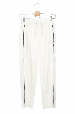 Дамско спортно долнище Henry I. Siegel, Размер XXS, Цвят Бял, 60% памук, 40% полиестер, Цена 17,83лв.
