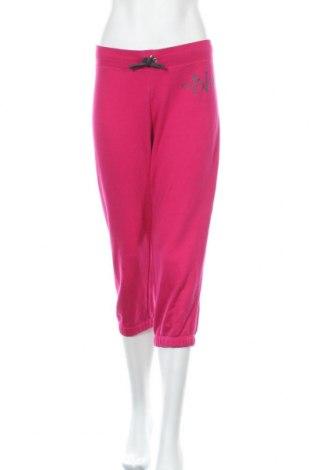 Γυναικείο αθλητικό παντελόνι Nike, Μέγεθος L, Χρώμα Ρόζ , Βαμβάκι, Τιμή 14,81€
