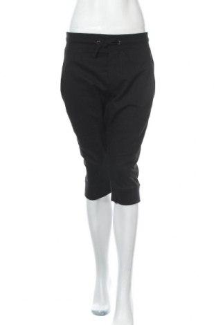 Дамско спортно долнище Oviesse, Размер XL, Цвят Черен, 80% памук, 20% полиестер, Цена 24,15лв.