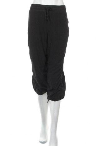 Дамско спортно долнище Rbx, Размер XL, Цвят Черен, 92% полиестер, 8% еластан, Цена 18,90лв.