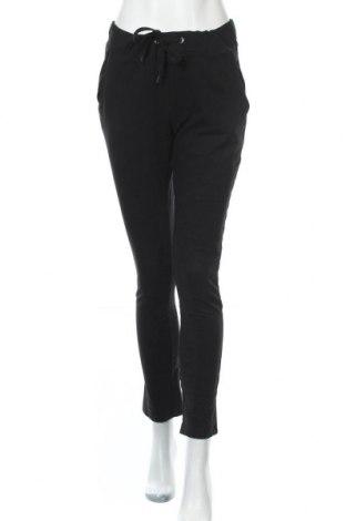 Γυναικείο αθλητικό παντελόνι Up 2 Fashion, Μέγεθος M, Χρώμα Μαύρο, 95% βαμβάκι, 56% ελαστάνη, Τιμή 13,64€