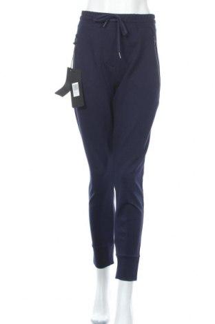Дамско спортно долнище Zhrill, Размер XL, Цвят Син, 60% памук, 35% полиестер, 5% еластан, Цена 51,75лв.