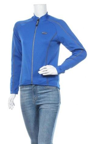 Γυναικεία αθλητική ζακέτα, Μέγεθος S, Χρώμα Μπλέ, 89% άλλα υλικά, 11% ελαστάνη, Τιμή 14,81€