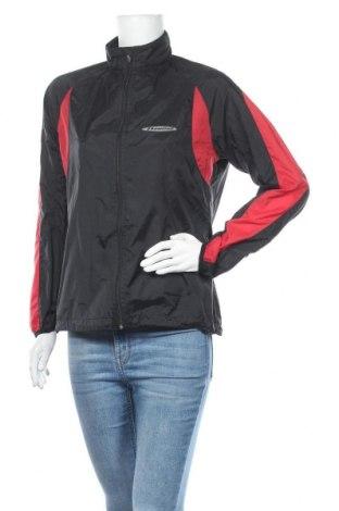 Дамско спортно горнище Newline, Размер M, Цвят Черен, Полиамид, Цена 12,50лв.