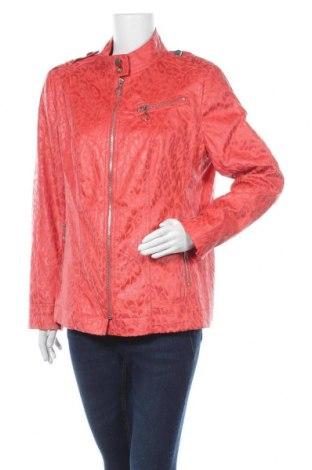 Дамско яке, Размер XL, Цвят Розов, Полиестер, Цена 11,55лв.