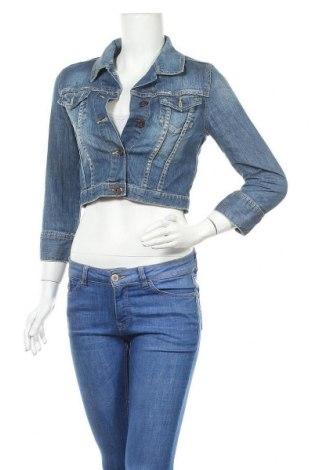 Γυναικείο μπουφάν Fishbone, Μέγεθος S, Χρώμα Μπλέ, 98% βαμβάκι, 2% ελαστάνη, Τιμή 20,98€