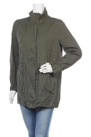 Γυναικείο μπουφάν Glamsia, Μέγεθος L, Χρώμα Πράσινο, Βαμβάκι, Τιμή 37,67€
