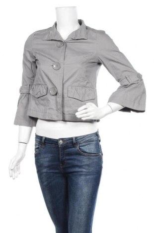 Γυναικείο μπουφάν Jennyfer, Μέγεθος S, Χρώμα Γκρί, Βαμβάκι, Τιμή 19,74€