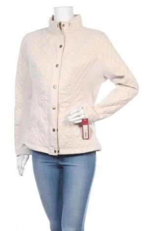 Γυναικείο μπουφάν Merona, Μέγεθος XL, Χρώμα  Μπέζ, Πολυεστέρας, ελαστάνη, Τιμή 33,77€