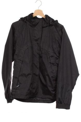 Γυναικείο μπουφάν North Field, Μέγεθος XS, Χρώμα Μαύρο, Πολυεστέρας, Τιμή 21,43€